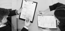 Remise obligatoire d'un exemplaire signé du formulaire